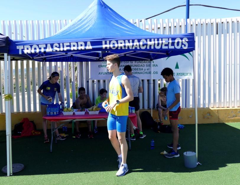 Borja Ortega a Hornachuelos.