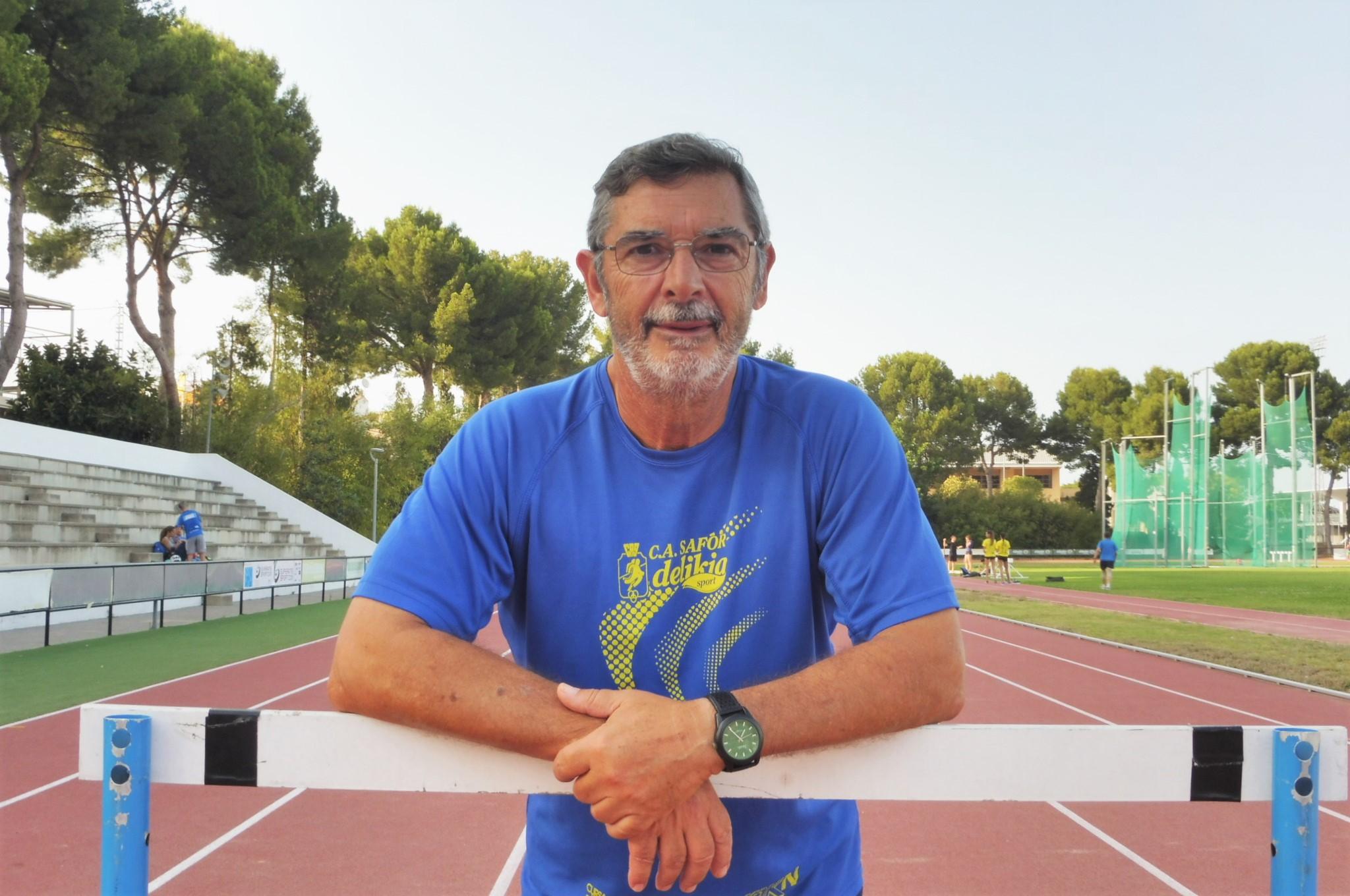 Pepe Clavier: 'Mai he aconsellat a un atleta que abandone els estudis o el treball per estar en l'elit'