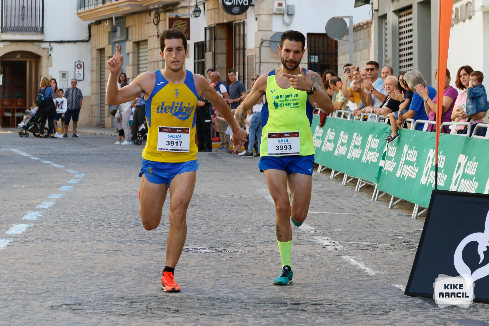 Quaranta corredors del club participaren en el IX Gran Fons Ciutat d'Oliva