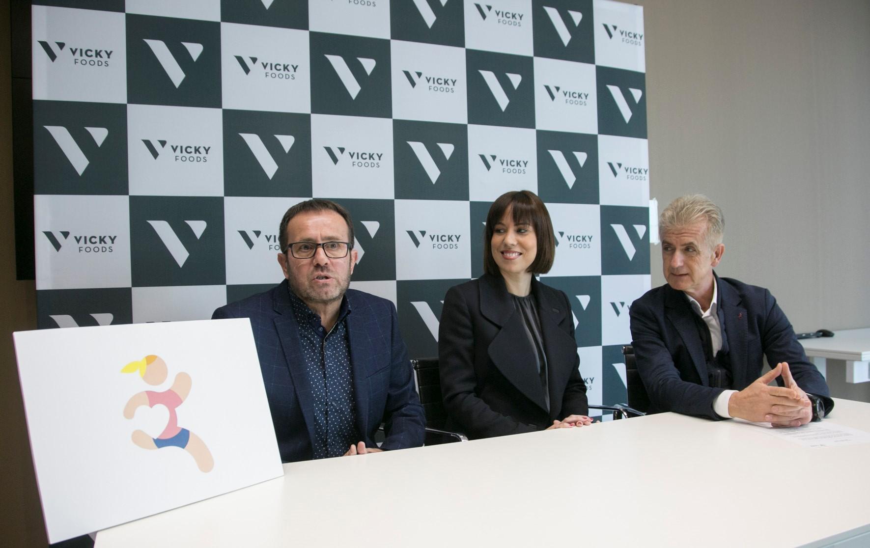 Vicky Foods patrocinarà la Cursa de la Dona de Gandia les properes dues edicions
