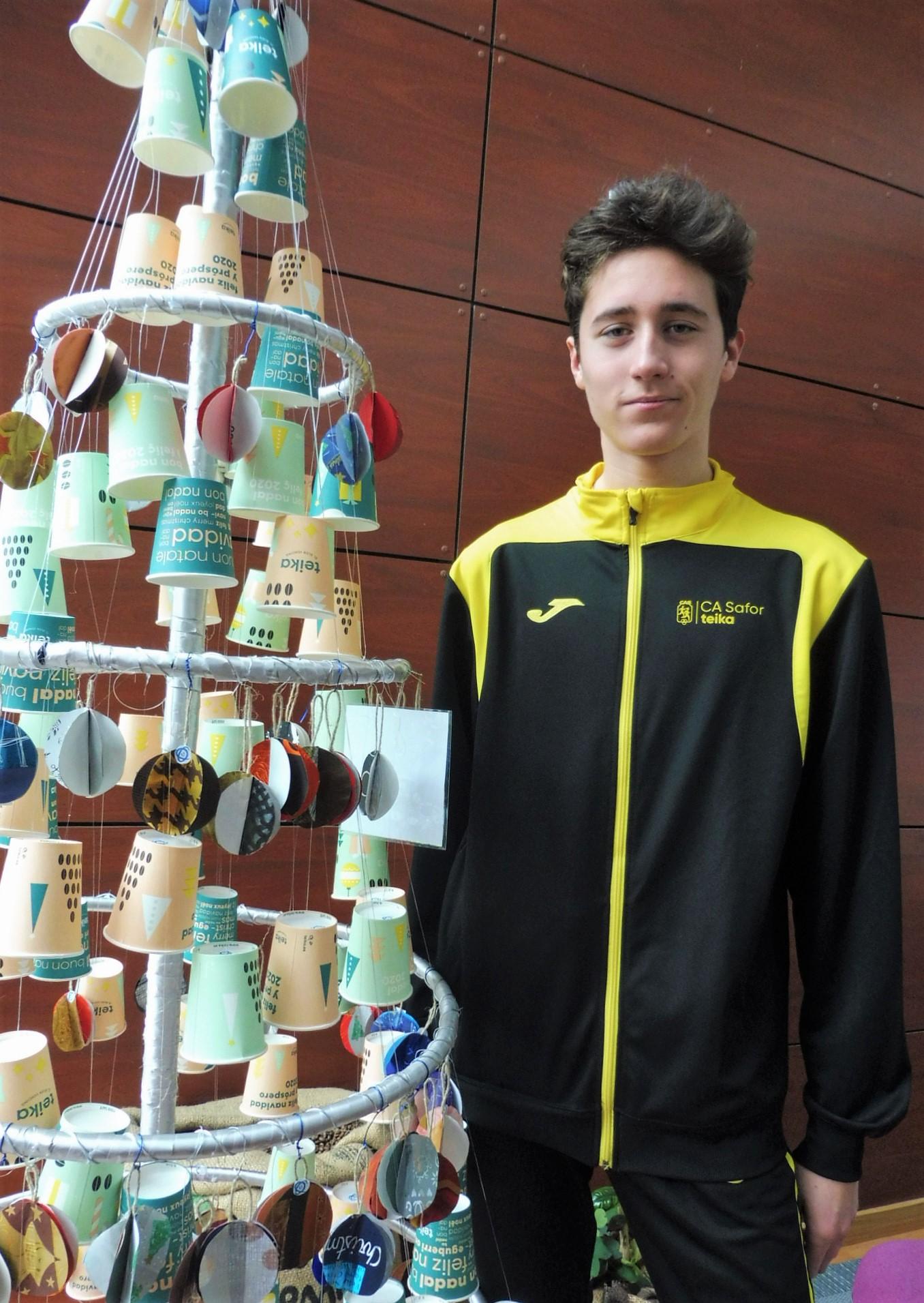 Jordi Miret: 'De menut ja m'agradava botar en els llits elàstics de les fires'