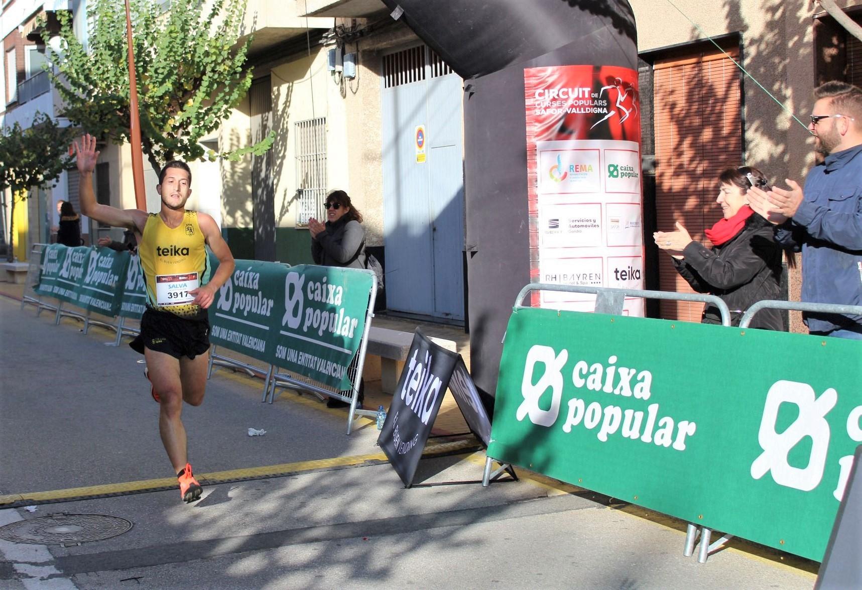 Salva Gomar guanya la XIX Cursa Popular Penya Real