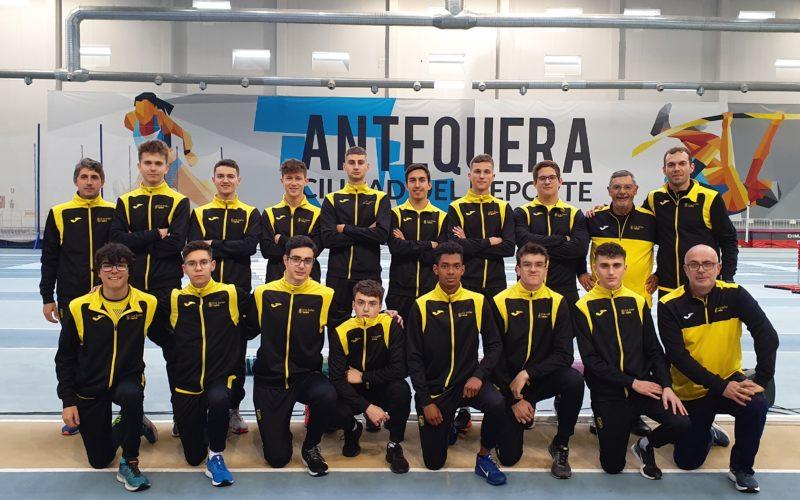 Els júnior del club queden huitens d'Espanya en la Copa Sub20 d'Antequera