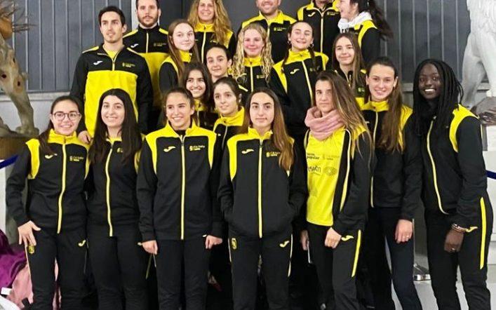 Les cadets queden setenes d'Espanya en pista coberta