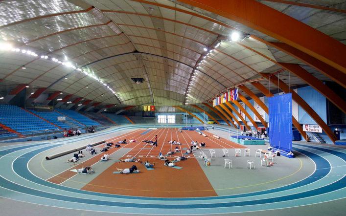 Més de 100 atletes 'groguets' competeixen este cap de setmana en diferents campionats