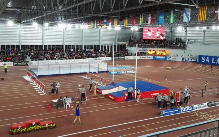 Cinc atletes competeixen este cap de setmana en el Campionat d'Espanya Individual Promesa