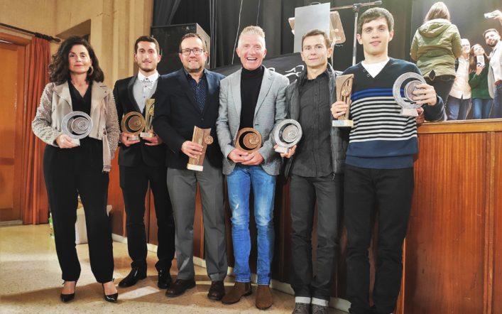 El club recull els seus trofeus del Circuit de Curses Populars de la Safor-Valldigna