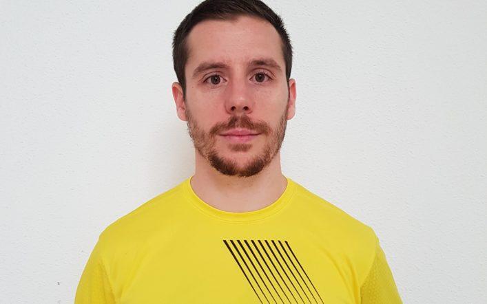 Iván Martínez: 'El major premi com a entrenador és vore l'evolució dels teus atletes des de la base'