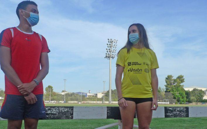 Campanya per a previndre el contagi de coronavirus