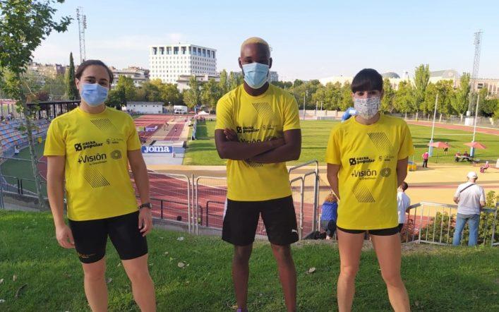 Dos llocs de finalista en el Campionat d'Espanya Absolut d'Atletisme