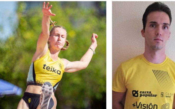 Belén Sospedra es proclama campiona autonòmica juvenil en heptatló