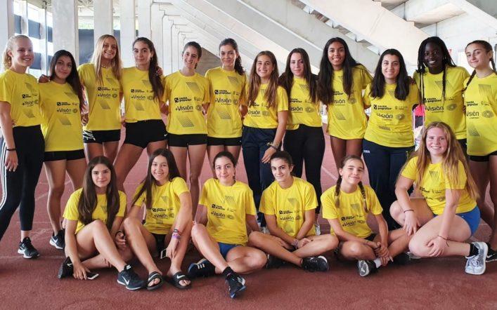 L'equip cadet femení es classifica per al Campionat d'Espanya per Clubs