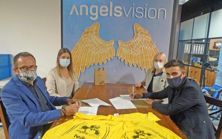 Angels Optics es converteix en un dels patrocinadors principals del Club d'Atletisme Safor Teika