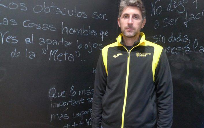 Pau Roig: 'Tindre una bona base és la millor garantia perquè un club arribe lluny'
