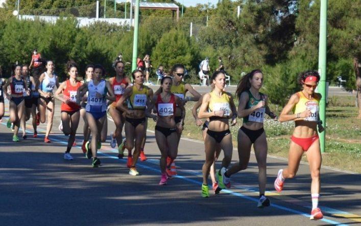 Neus Mas queda cinquena en el campionat autonòmic de 10K en ruta