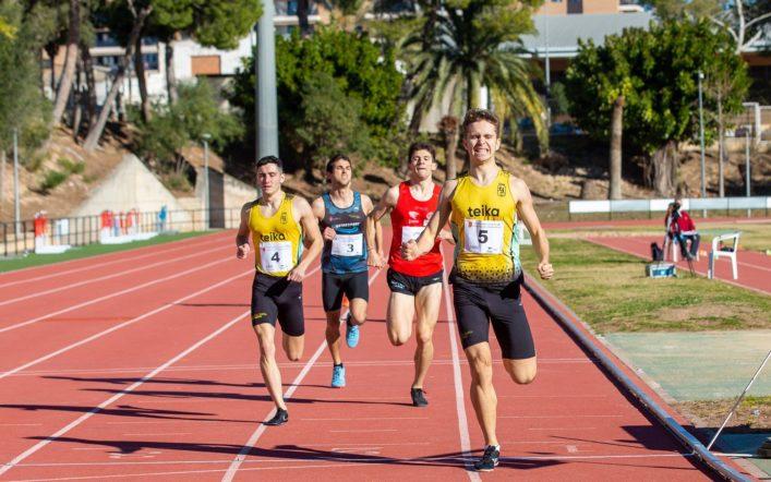 Els xics queden primers i les xiques segones en el Campionat Provincial Absolut per Equips