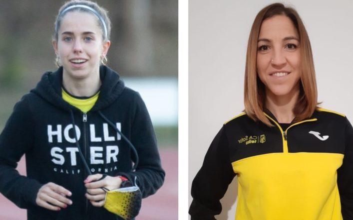 Carla Breco i Marian Ruiz viatgen al Campionat d'Espanya de Cross amb la selecció valenciana