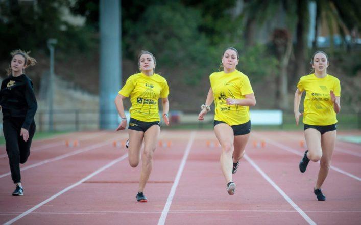 El club reprén l'escola d'atletisme i triatló després de l'alçament de les restriccions