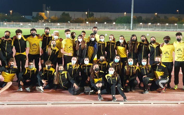 El club queda subcampió autonòmic junior amb els seus equips masculí i femení