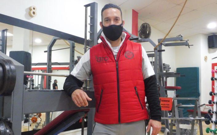 Luismi Sabater, la perseverança d'un atleta