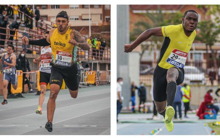 Quatre atletes del CA Safor Teika acudiran al Campionat d'Espanya Absolut d'Atletisme