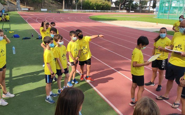 L'escola d'atletisme i triatló obri el periode d'inscripcions