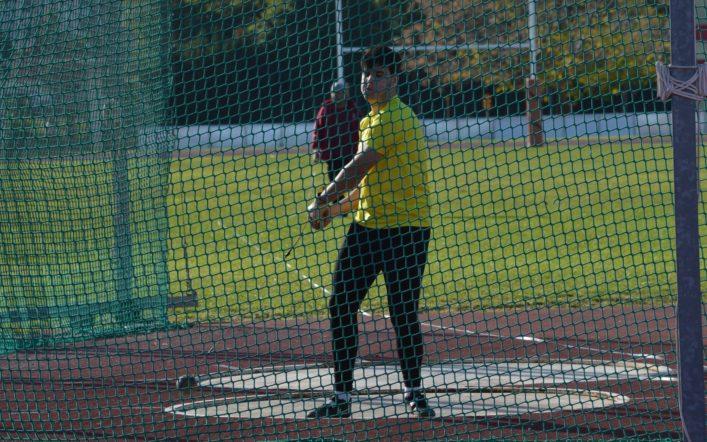 Sis atletes viatgen al Campionat d'Espanya Individual Júnior