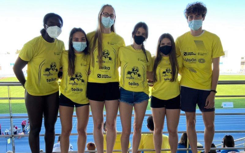 Ángela Casanova queda quarta d'Espanya juvenil en els 5 km marxa amb rècord autonòmic
