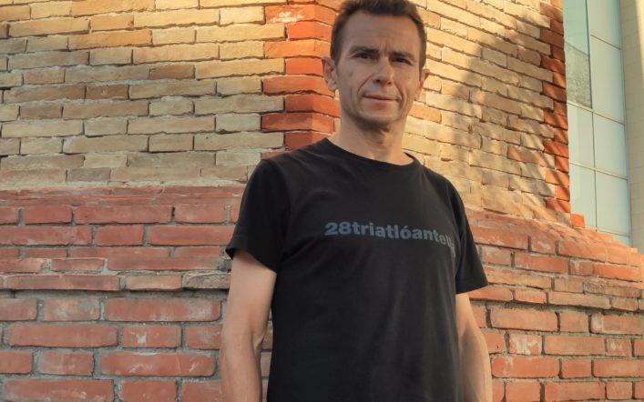 David Ferrairó: 'Estic molt agraït al Safor, este és el meu club per a practicar triatló'