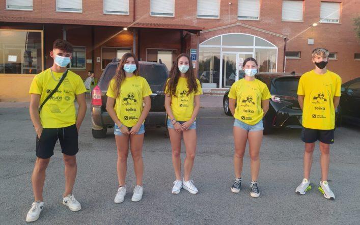 Cinc atletes viatgen al Campionat d'Espanya Cadet