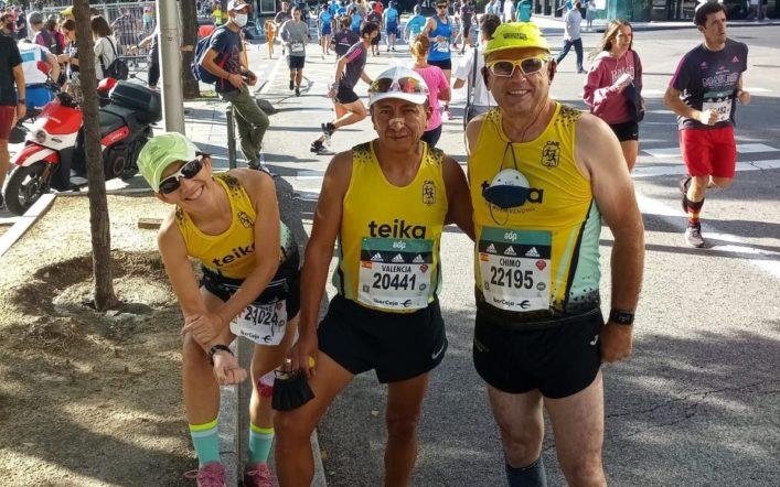 El club va estar en la Mitja Marató de Madrid i en el 10K d'Eivissa